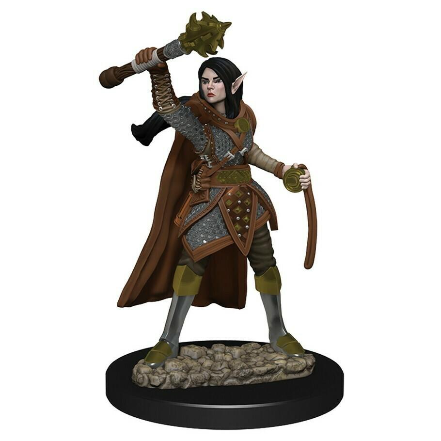 Icons of the Realm Premium: Female Elf Cleric