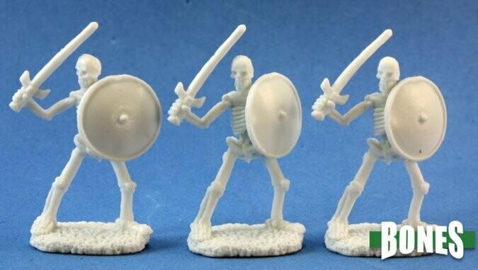 Skeletal Swordsman (3)