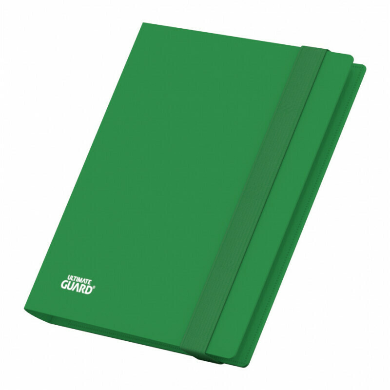 Binder: Flexxfolio™ 20 - 2-Pocket: Green
