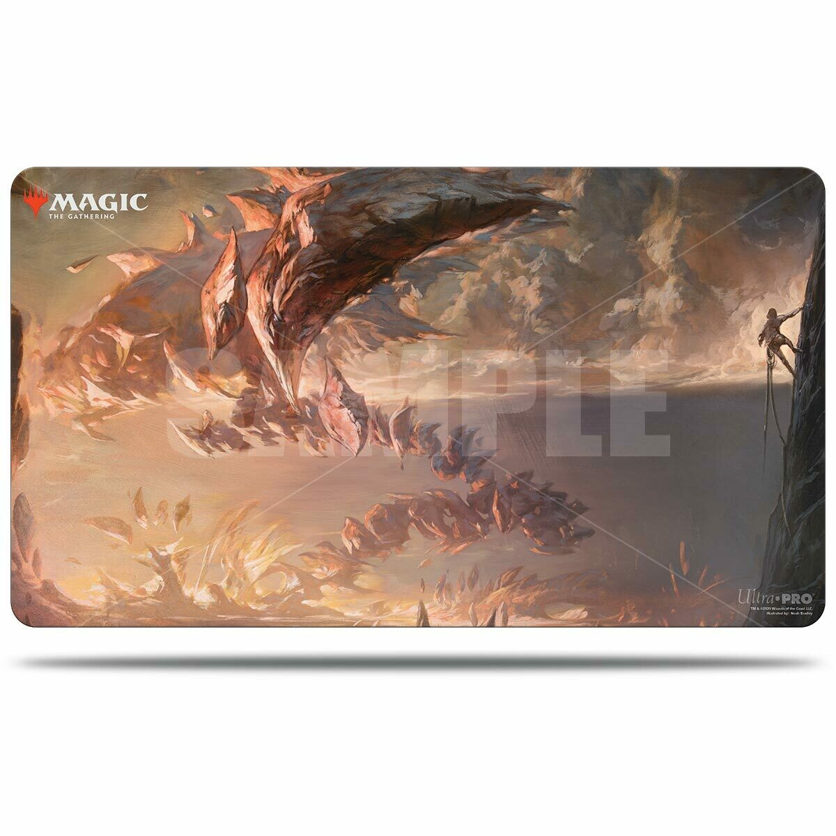 Play Mat: MtG: Zendikar Rising: Needleverge Pathway