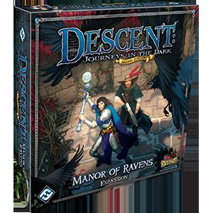 Descent: Manor of Ravens