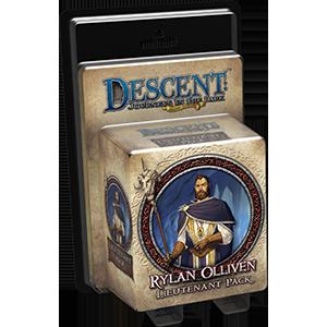 Descent: Lieutenant Pack: Rylan Olliven