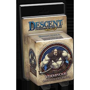 Descent: Lieutenant Pack: Verminous