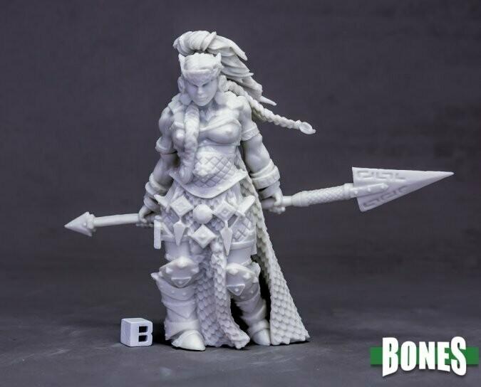 Vanja, Fire Giant Queen