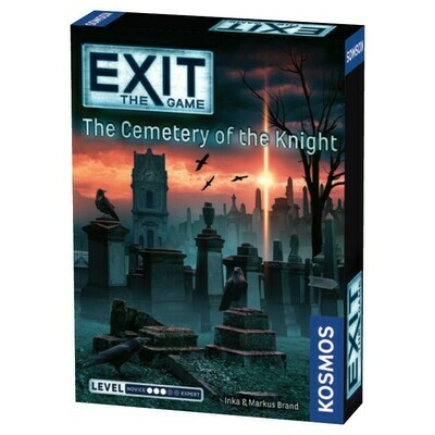EXIT: The Cemetery of the Knight (Pre-Order)