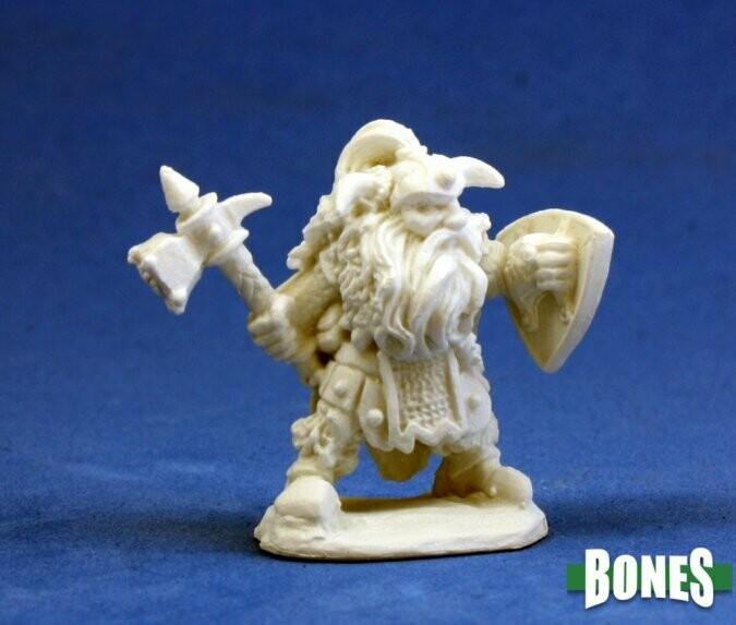 Fulumbar Ironhand Dwarf
