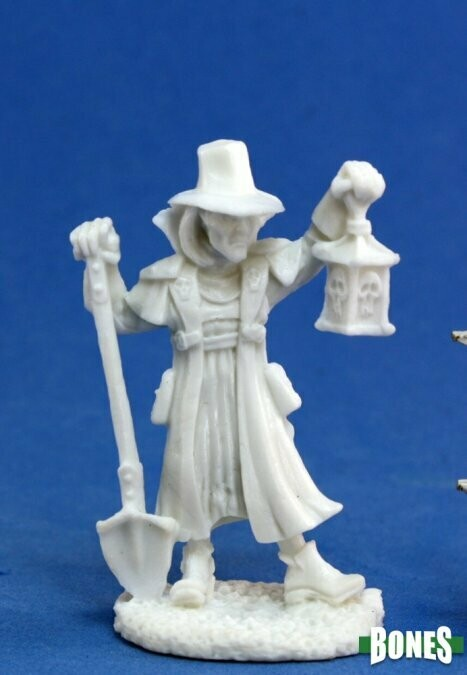 Townsfolk: Undertaker