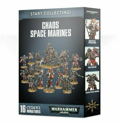 Start Collecting: Chaos Space Marines