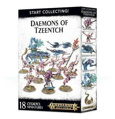 Start Collecting: Daemons of Tzeentch
