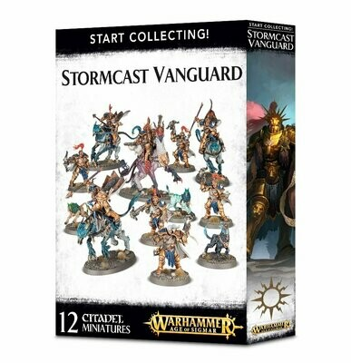 Start Collecting: Stormcast Vanguard
