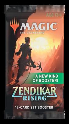MtG: Zendikar Rising Set Booster Pack