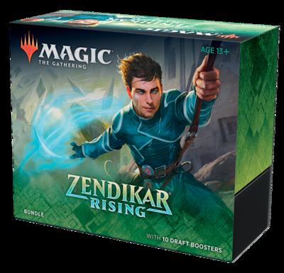 MtG: Zendikar Rising Bundle