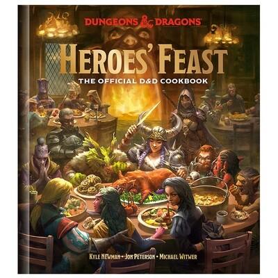 Dungeons & Dragons: Heroes' Feast