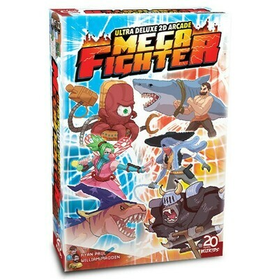 Ultra Deluxe 2D Arcade Mega Fighter