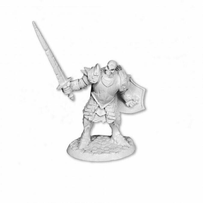 Sir Rathos, Barrow Warden