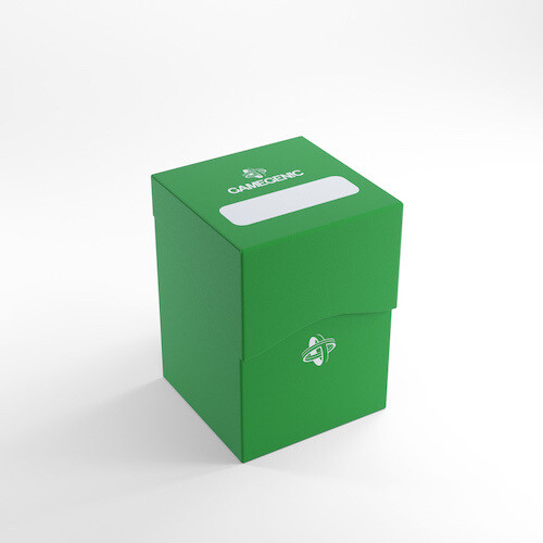 Deck Box: Gamegenic: Deck Holder 100+: Green