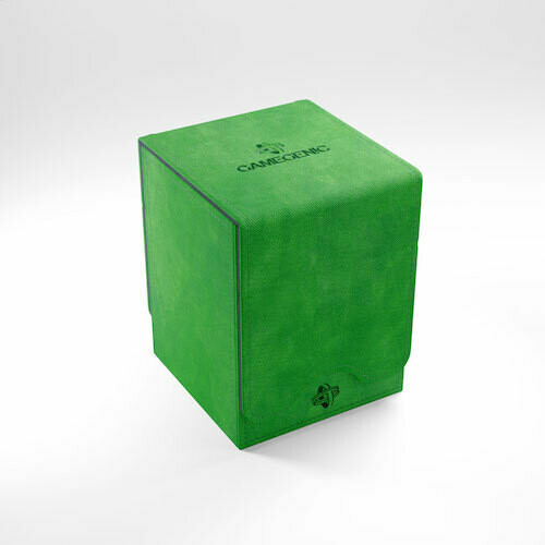 Deck Box: Gamegenic: Squire 100+: Green