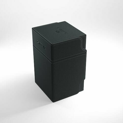 Deck Box: Gamegenic: Watchtower 100+: Black