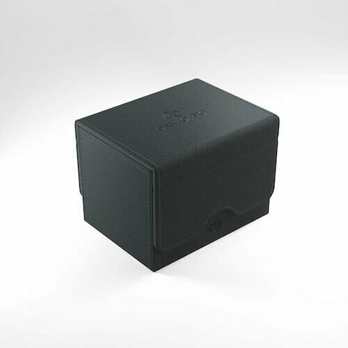 Deck Box: Gamegenic: Sidekick 100+: Black