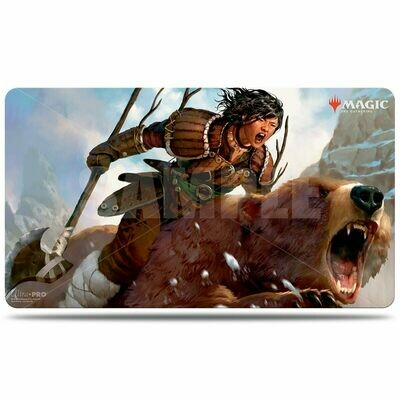 Play Mat: MtG: Commander Legends Tuya Bearclaw