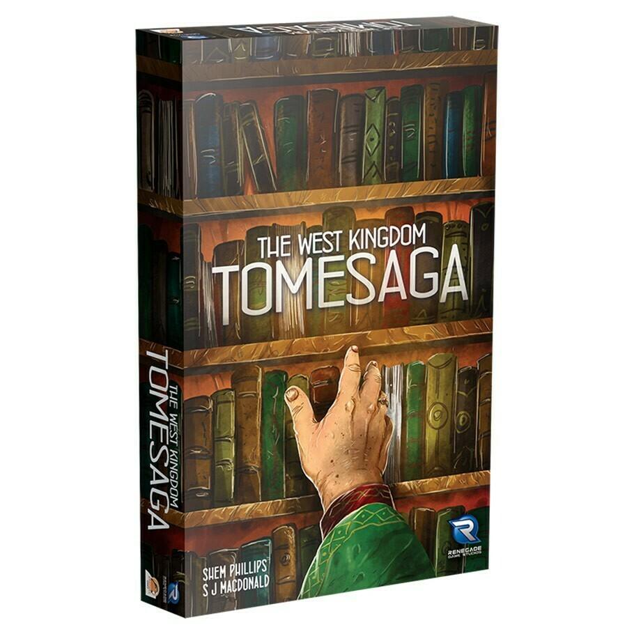The West Kingdom: Tomesaga