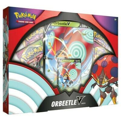 Pokemon: Orbeetle V Box