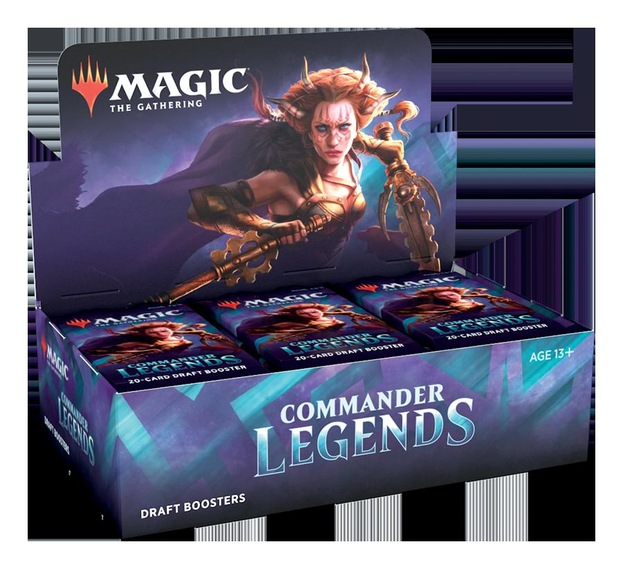 MtG: Commander Legends Draft Booster Box