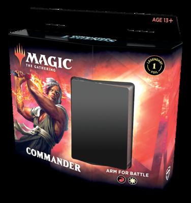 MtG: Commander Legends: Arm for Battle