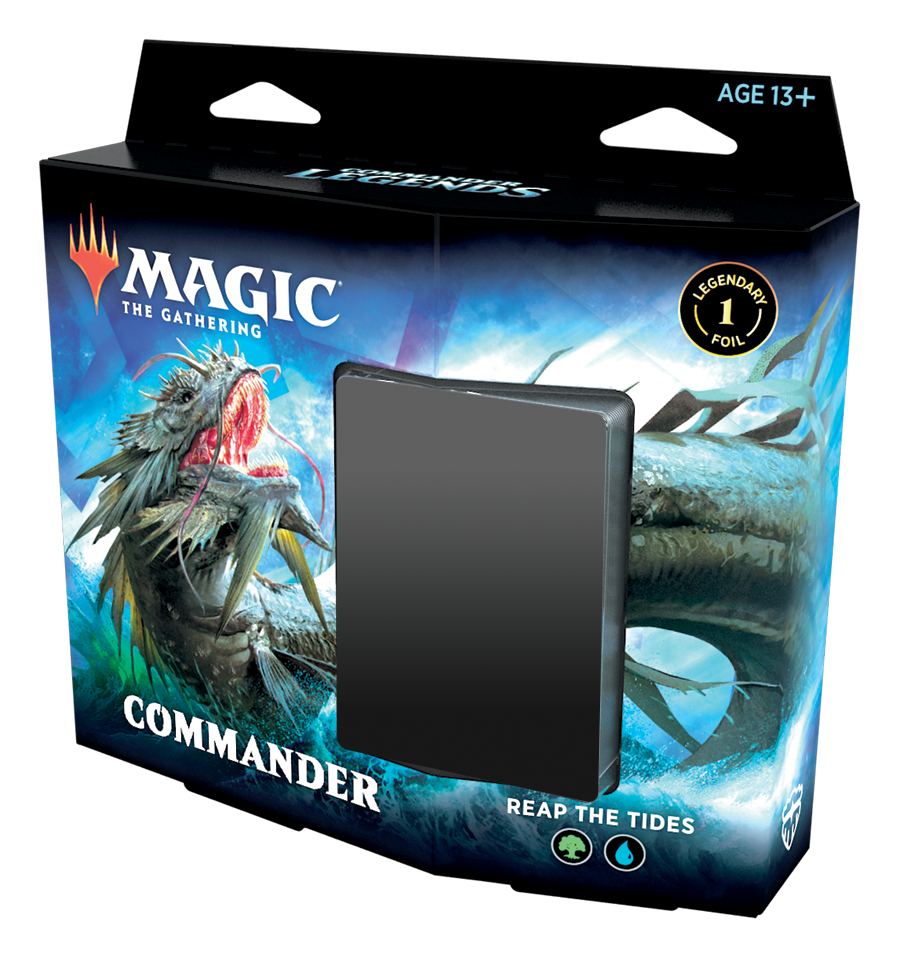 MtG: Commander Legends: Reap the Tides
