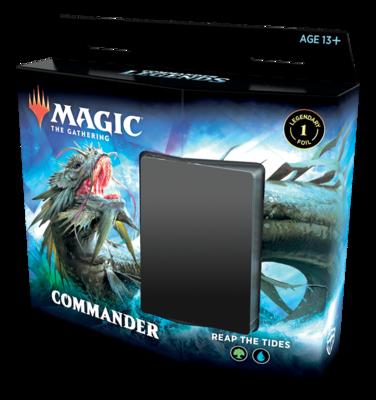 MtG: Commander Legends: Reap the Tides