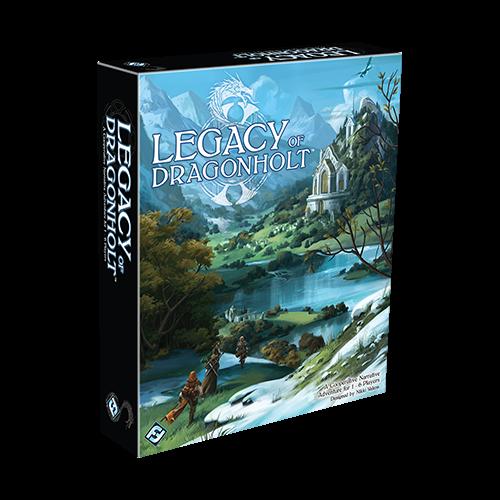 Legacy of Dragonholt