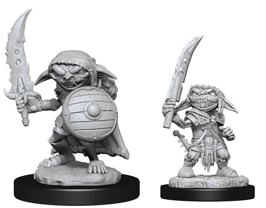 Male Goblin Fighter W13