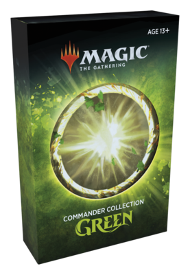 MtG: Commander Collection: Green