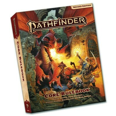 Pathfinder 2e: Core Rulebook Pocket Edition