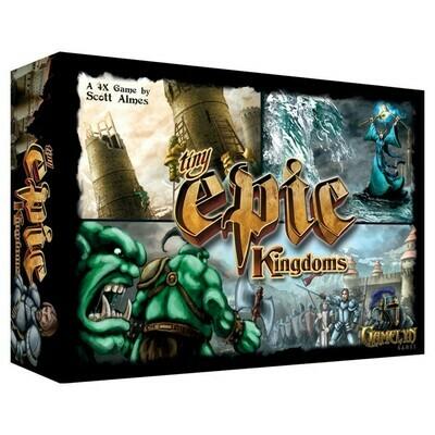 Tiny Epic Kingdoms 2E