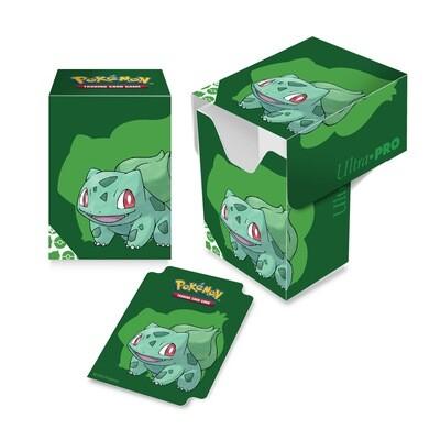 Deck Box: Pokemon: Bulbasaur
