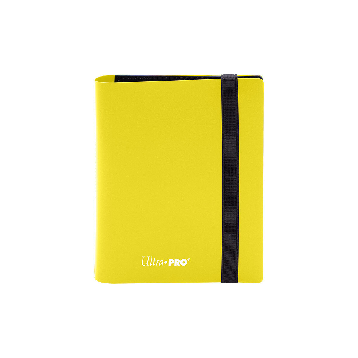 Binder: Ultra Pro: 2 Pocket Eclipse Lemon Yellow