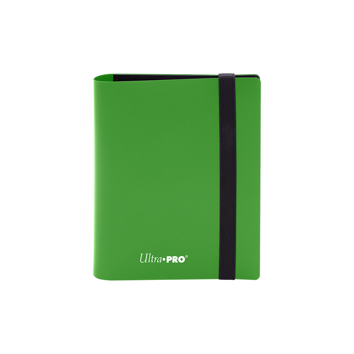 Binder: Ultra Pro: 2 Pocket Eclipse Lime Green