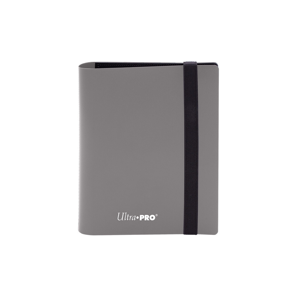 Binder: Ultra Pro: 2 Pocket Eclipse Smokey Grey