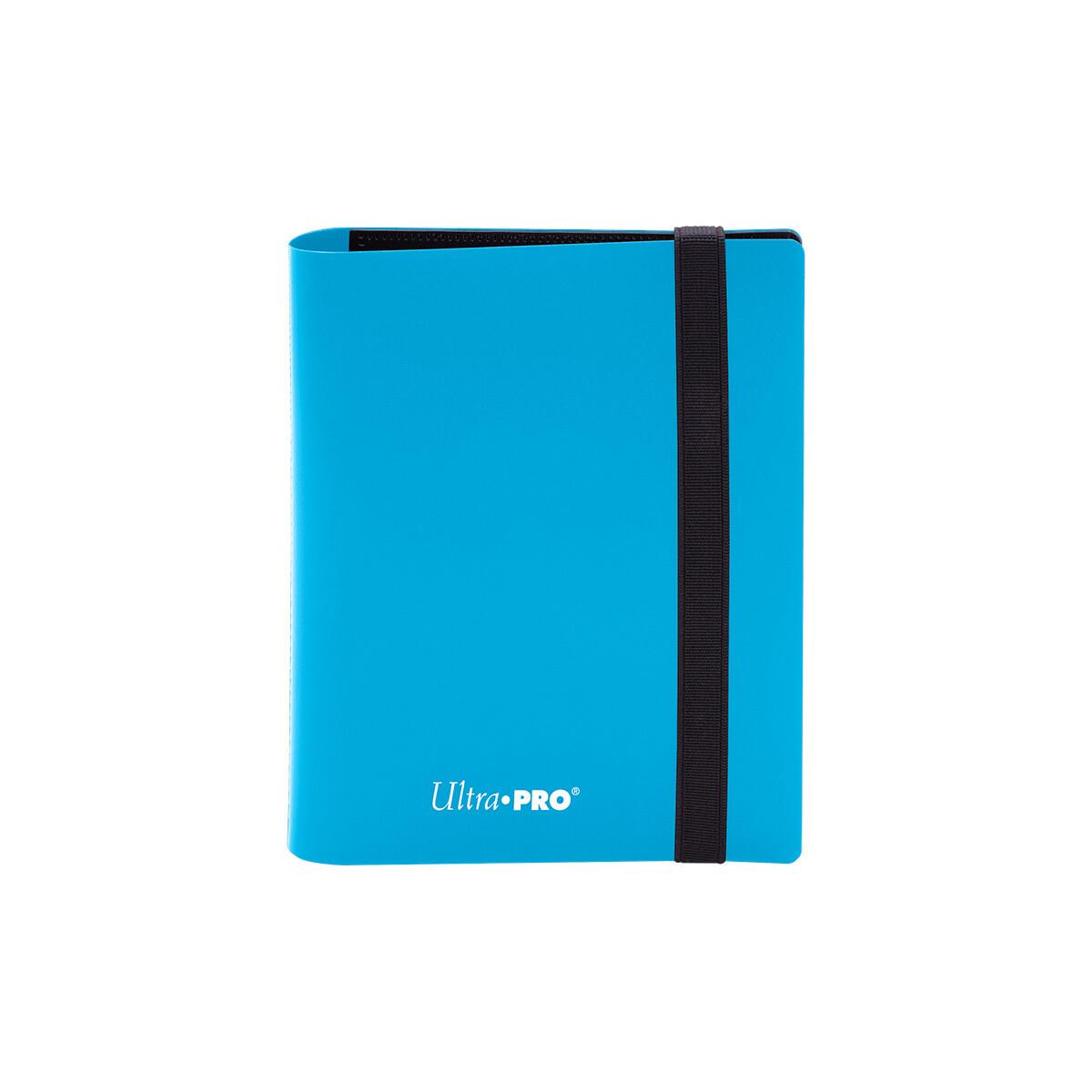 Binder: Ultra Pro: 2 Pocket Eclipse Sky Blue