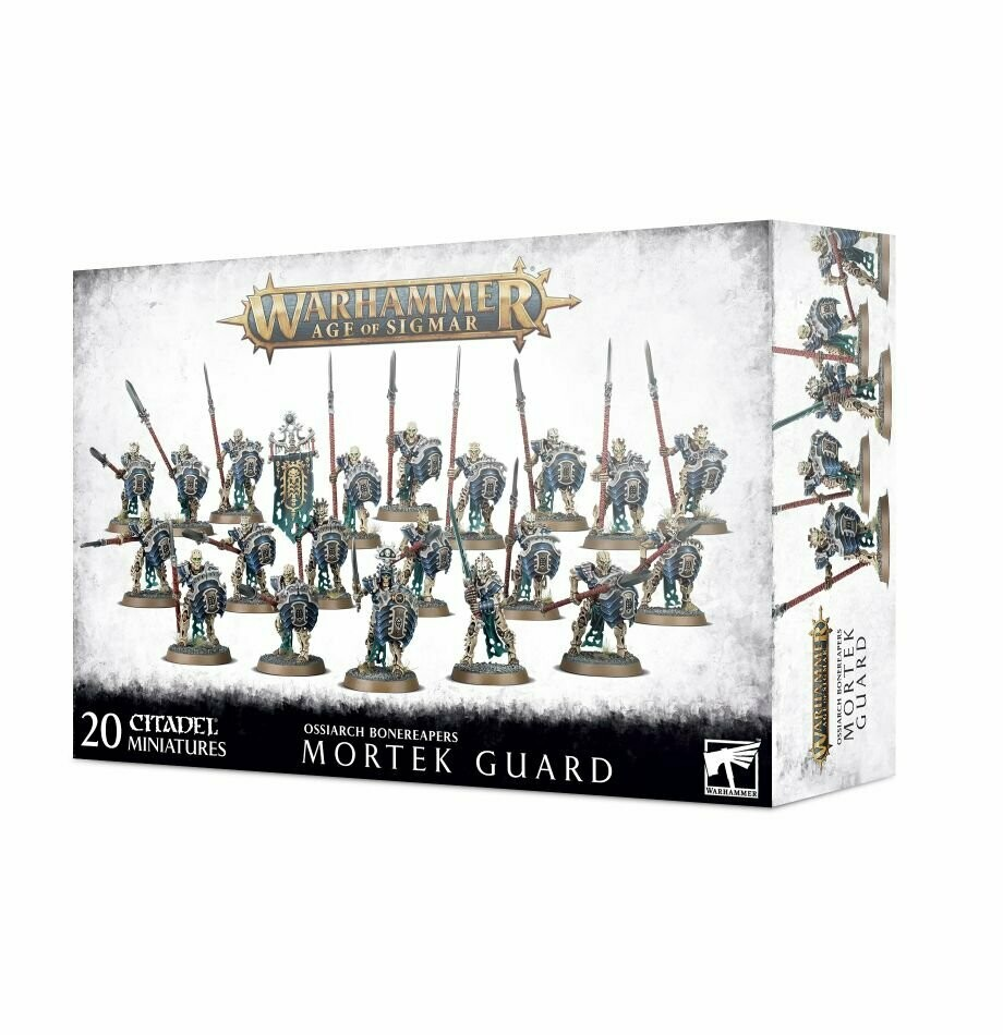 Ossiarc Bonereapers Mortek Guard
