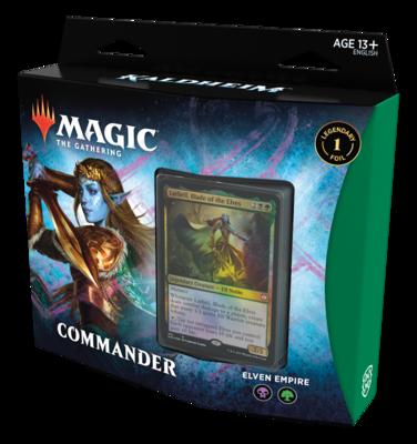 MtG: Commander Kaldheim: Elven Empire (Pre-Order)