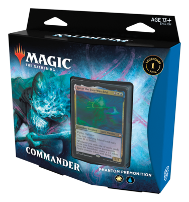 MtG: Commander Kaldheim: Phantom Premonition (Pre-Order)
