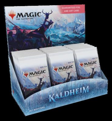 MtG: Kaldheim Set Booster Box (Pre-Order)