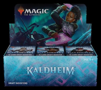 MtG: Kaldheim Draft Booster Box (Pre-Order)