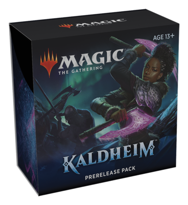 MtG: Kaldheim Prerelease Pack (Pre-Order)