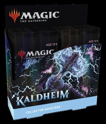 MtG: Kaldheim Collector Booster Box (Pre-Order)