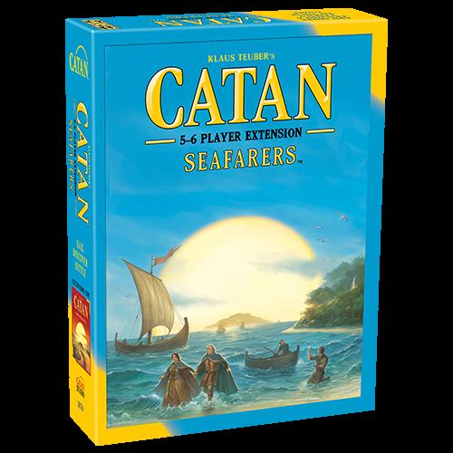 Catan: Seafarers 5 - 6 Player Ext