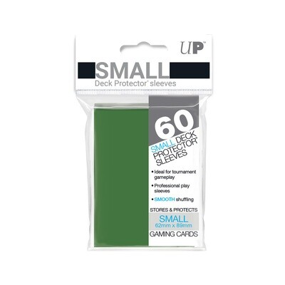 SLV: Small: Green (60)