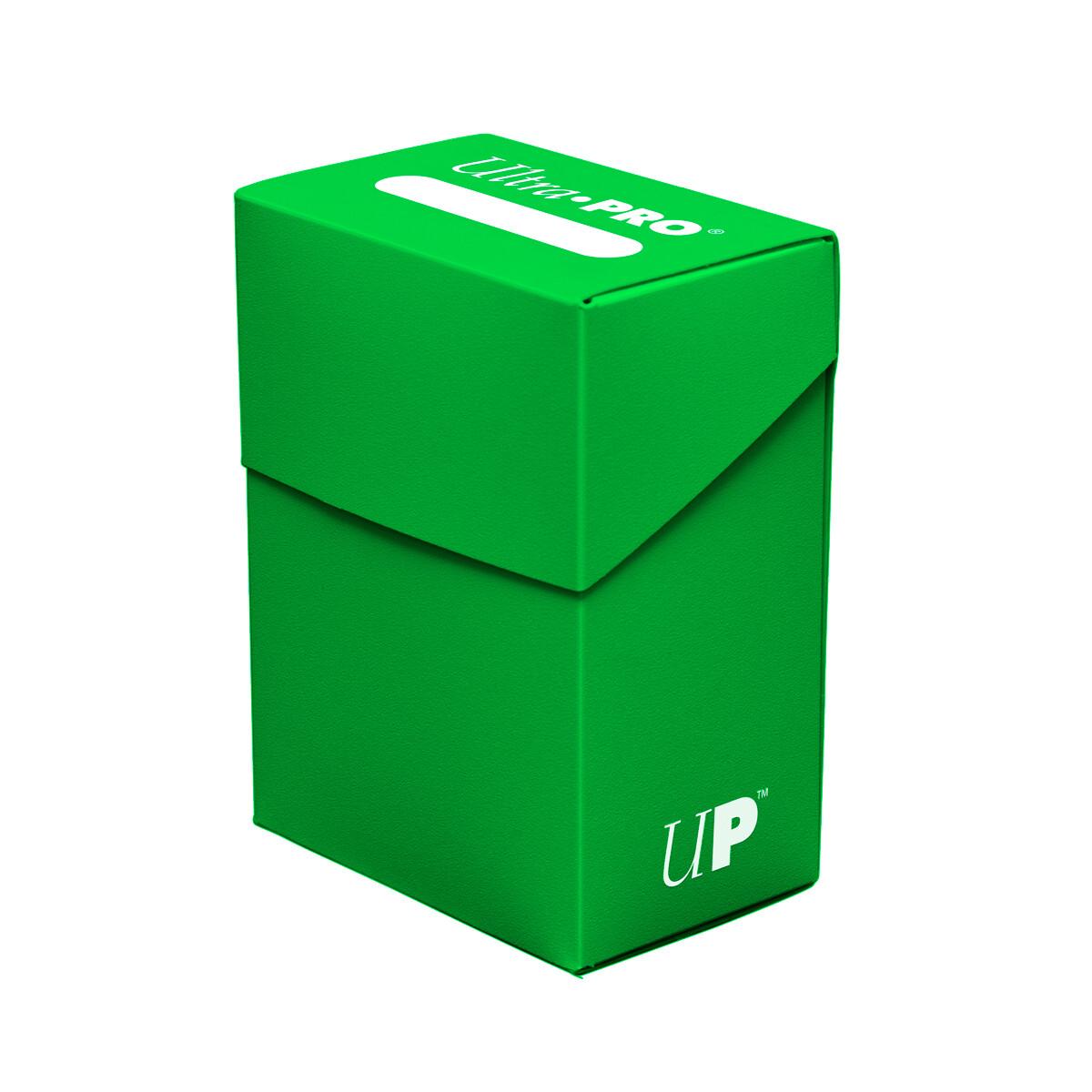 Deck Box: Lime Green